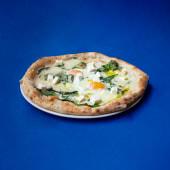 Pizza Jajko & Szpinak
