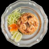 Тайський смажений рис з морепродуктами (310г)