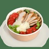 Salata de bulgur cu pui