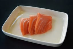 Sashimi - Salmão (x3)