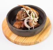 Шашлик зі свинячої вирізки (250г)