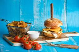 Hamburger HAgyros