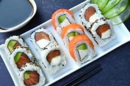 Full salmón 15 piezas