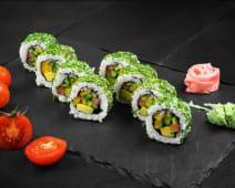Ikebana (sushi roll)