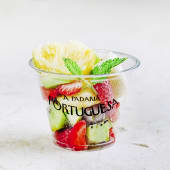 Copo de Fruta
