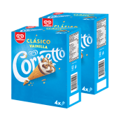 2Pack Cornetto Clásico