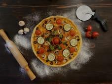 პიცა ვეგანური (პატარა/დიდი)