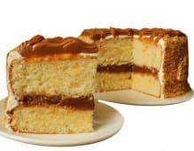 Torta de manjar pequeña (8 porciones)