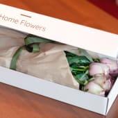 Cutie HomeFlowers 11 trandafiri violet deschis