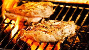 Grilled Chicken on its own