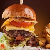 Brewbites Burger