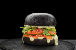 Salmon Burger (300г)