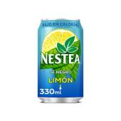Nestea té negro limón