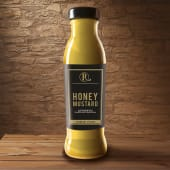 Salsa honey mustard bott.270 ml