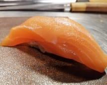 Salmon Nigiri