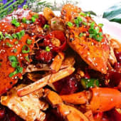 Spicy Crab With Chilli Sauce