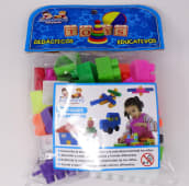 Didactico Legos Bloques Grandes 36Pzs Ref. Jp-475