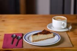 Burnout Cheesecake