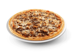 Pizza Gourmande Taille M