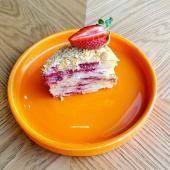 Пісний, вічно прекрасний торт Наполеон (290г)