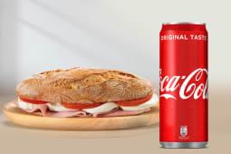 Crispy foodporn + Fanta