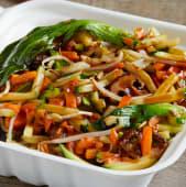 Verdure al wok