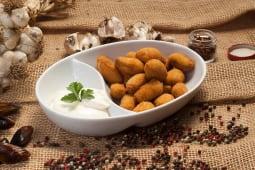 Midii pane (include mujdei sau maioneza cu usturoi)