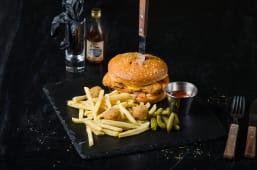 Chicken  Бургер
