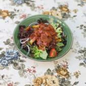Салат зі шматочків запечених баклажанів (290г)