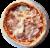 Піца Прошуто (370 г)