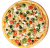Pizza Veggie Supreme mała