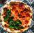 Pizza de 8 slices mediana