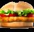Chicken Deluxe sandwich XXL Menu