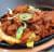 Stir-Fried Spicy Pork (with rice)