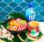 Poke coca amb tonyina menú (mediano)