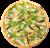 Pizza Paradiso Piemontese duża
