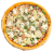 Pizza Bianco Verde XXL