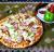 """პიცა """"ბარაქა'' ლორით"""