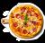 Піца «Американа» 500г