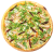 Pizza Paradiso Piemontese średnia