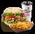 Chicken kebab menu lepinja – velika
