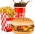 Meniu Bacon CheeseBurger