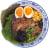 Рамен з куркою діп фрай (гострий) (625г)