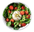 Amanida burrata amb cherrys (bowl de 1.5 lt.)