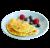 შემწვარი კვერცხი ყველით