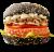Блек Чікен бургер (350г)