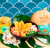 Poke tuna spicy menú (mediano)