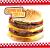Supreme Cheese Burger