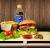 Piekielny Wypas + średnie frytki + Pepsi 0.5 L