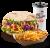 Mix kebab menu lepinja – mala